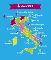 De beste Italiaanse wijnregio's!