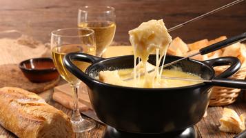 Welke wijn drink je bij een kaasfondue?