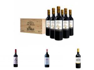 Meest populair Bordeaux wijn online kopen