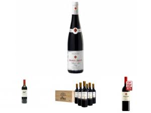 Meest populair Rode wijn online bestellen
